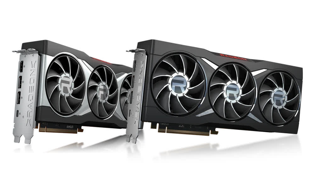 کارت گرافیک Radeon RX 6800 XT Midnight Black